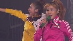 Go Away (Live At 2011 NOLZA) - 2NE1