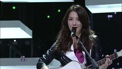 Video Wanna Do (121216 Inkigayo) - Jiyoung (KARA)