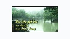 Mưa Trên Phố Huế - Triệu Trang