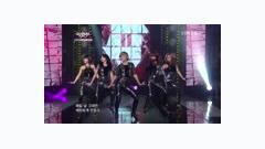Video Mirror Mirror (Music Bank 15.04.2011) - 4Minute