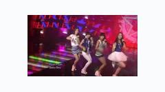 Push Push Push (25.7.2010 Inkigayo) - Sistar