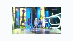 Shady Girls (Live 04-11-2010) - Sistar