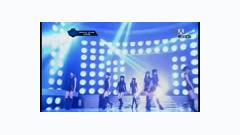 Mr.Taxi (Korean Ver.) (111215 Mnet M!Countdown) - SNSD