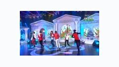 Christmas Special Medley (111224 Music Core) - Infinite ft. TEEN TOP