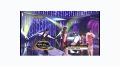 Betrayal Of Rose (111230 KBS Gayo Daejun 2011) - T-Ara