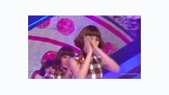 Video Shanghai Romance - MTV The Show 4.11.2011 - Orange Caramel