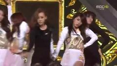 Video Volume Up (120428 Music Core) - 4Minute