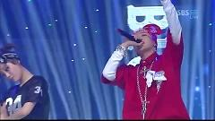 Video Bad Boy (120429 SBS Inkigayo) - BIGBANG