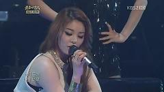 Lonely Lover (120428 Immortal Song 2) - Ailee
