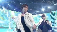 Video Love So Sweet (120504 Music Station) - Arashi