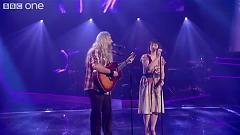A Little Time (The Voice UK - Blind Auditions 2) - Matt and Sueleen