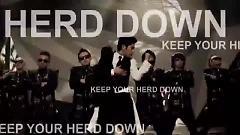 Video Keep Your Head Down, Before U Go, Rising Sun (YouTube Presents MBC KPop Concert 2012) - TVXQ