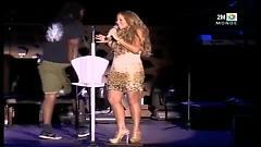 Video Underneath The Stars (Mawazine Festival 2012) - Mariah Carey