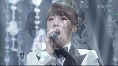 We Were In Love (120108 Inkigayo) - T-ARA ft. Davichi