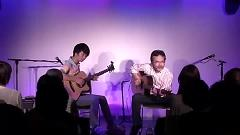 Video Sunday Morning (Live) - Masa Sumide,Sungha Jung