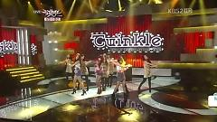 Twinkle (120629 Music Bank Half Year Wrap-Up) - Girls' Generation-TTS