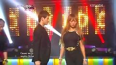 How Dare You & So Cool (Remix Version) (120629 Music Bank Half Year Wrap-Up) - SISTAR