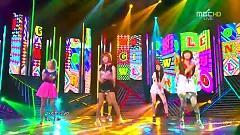 Like This (120630 Music Core) - Wonder Girls