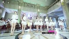 Video Don't Leave & Day By Day (120707 Music Core) - T-ARA