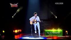 Try To Remember (Music Bank in Hong Kong) - Jung Yong Hwa