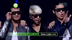 Sexy Lady (120715 Inkigayo) - Jang Woo Young