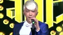 2Nite (120715 Inkigayo) - Jang Woo Young