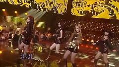 Day By Day (120729 Inkigayo) (Without Hwayoung) - T-ARA
