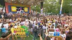 Sorry For Party Rocking (Good Morning America 2012) - LMFAO
