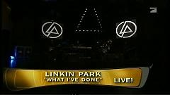 Video What I've Done (TV Total 2007) - Linkin Park