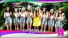 Korea Fighting (120727 Music Bank) - After School