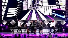 Beautiful Night (120728 Music Core) - BEAST