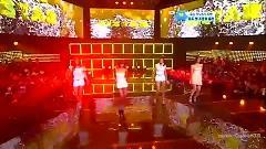 Loving You (120729 Inkigayo) - SISTAR