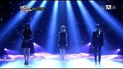 Day And Night (120906 M! Countdown) - T-ARA ft. Gavy N.J ft. Shannon