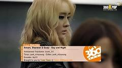 Day And Night (Vietsub) - T-ARA
