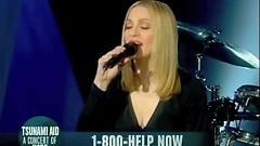 Video Imagine (Tsunami Aid 2005) - Madonna