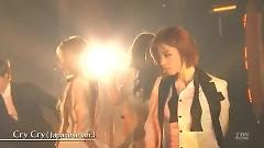 Video Cry Cry (Japan Tour 2012) - T-ARA