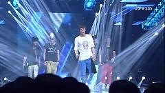 Video Not Over You (120902 Inkigayo) - NU'EST