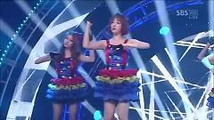 Sexy Love (120916 Inkigayo) - T-ARA