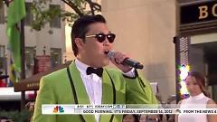 Gangnam Style (Today Show) - PSY