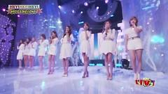 All My Love Is For You (120924 HEY! HEY! HEY! Music Champ) - SNSD