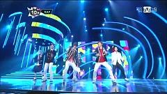 Video Crash (120927 M! Countdown) - B.A.P