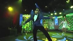 Video Gangnam Style (Jimmy Kimmel 2012) - PSY