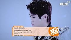 Midnight (Japanese Version) (Vietsub) - BEAST