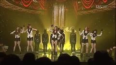 Video Sexy Love (120930 Inkigayo) - T-ARA