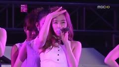 Twinkle + Dj Got Us Falling In Love Again (121001 MBC Smtown In Seoul) - SNSD,EXO-K