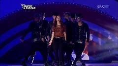 Video Only One (121003 SBS Incheon K-pop Concert) - BoA