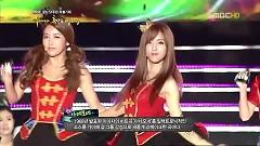 Anemone + Roly Poly + Sexy Love (Mbc Chuseok Special At Heuksan Island) - T-ARA