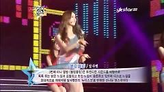 Video Bling Bling (Starsia Show 120922) - Dalshabet