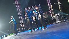 Video Be Ma Girl + Crazy (121012 Cultural Space Butterfly Specia) - TEEN TOP