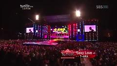 Sexy Love (K-pop Collection In Okinawa) - T-ARA